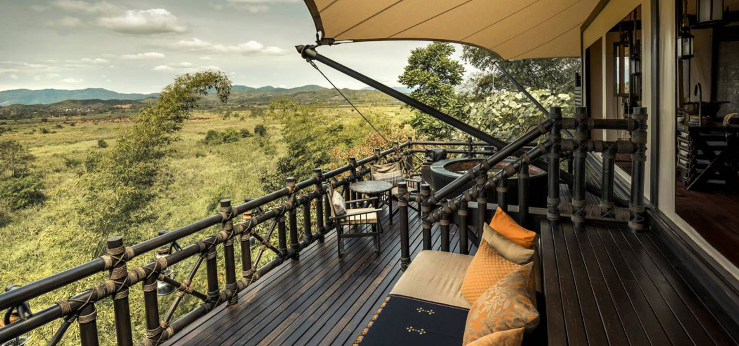 Four Seasons Tented Camp Golden