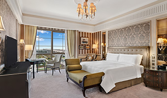 Habtoor Palace Dubai, Lxr Hotels & Resorts | Winged Boots