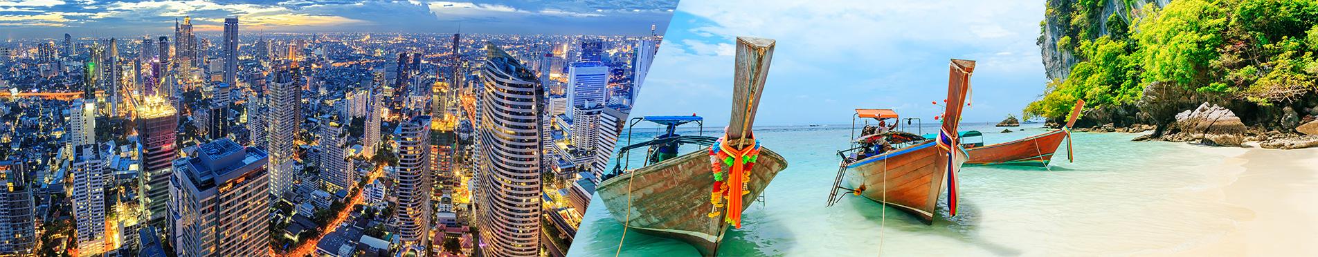 Holiday showdown: Bangkok v Phuket