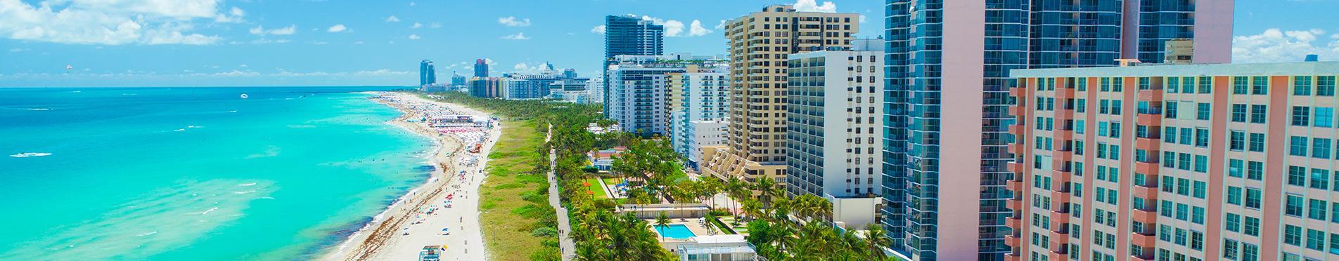 Miami Beach Coastline