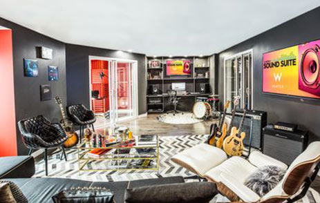The Sound Suite At W Hotel