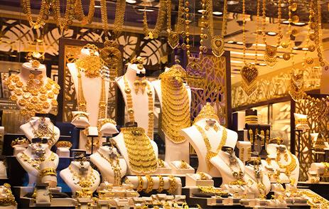 The Gold Souk, Dubai