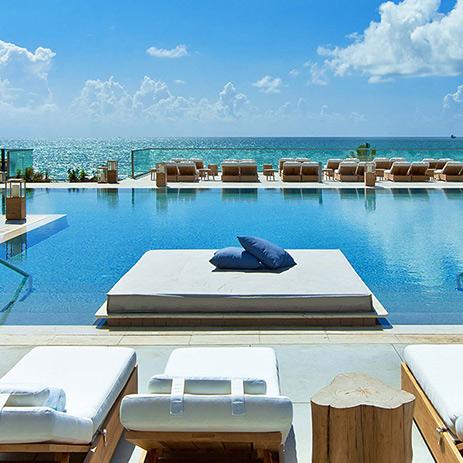 1 Hotel South Beach Swimming Pool