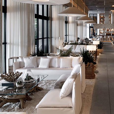 1 Hotel South Beach Hotel Lobby