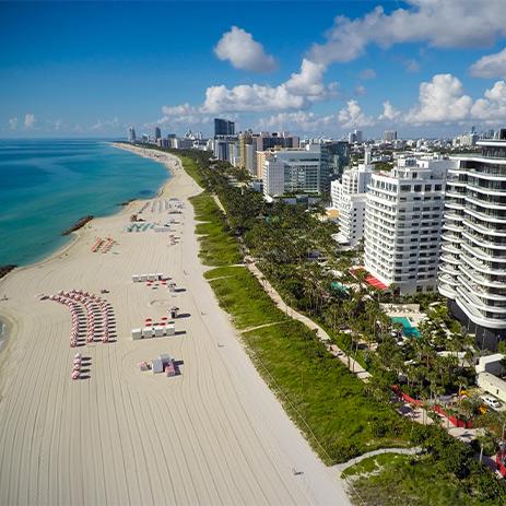 Luxury Faena Hotel, Miami Beach