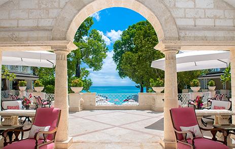 Sandy Lane, luxury hotel in Barbados